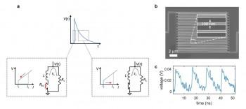 Superconducting action potentials
