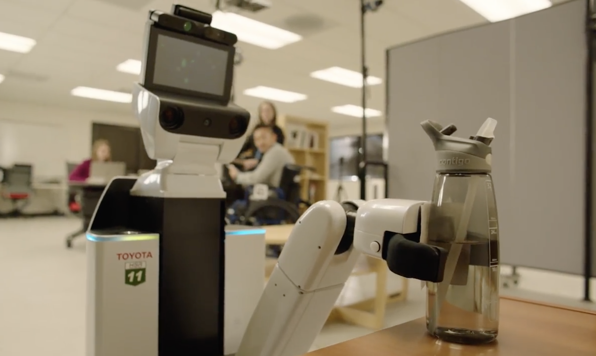 Toyota's Home Helper Is a Glimpse of Our Robot-Assisted Future