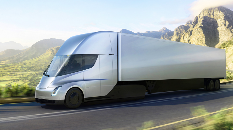 Can the Tesla Semi win over truckers?