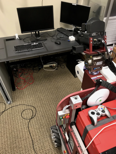 Hordes of research robots could be hijacked for fun and sabotage