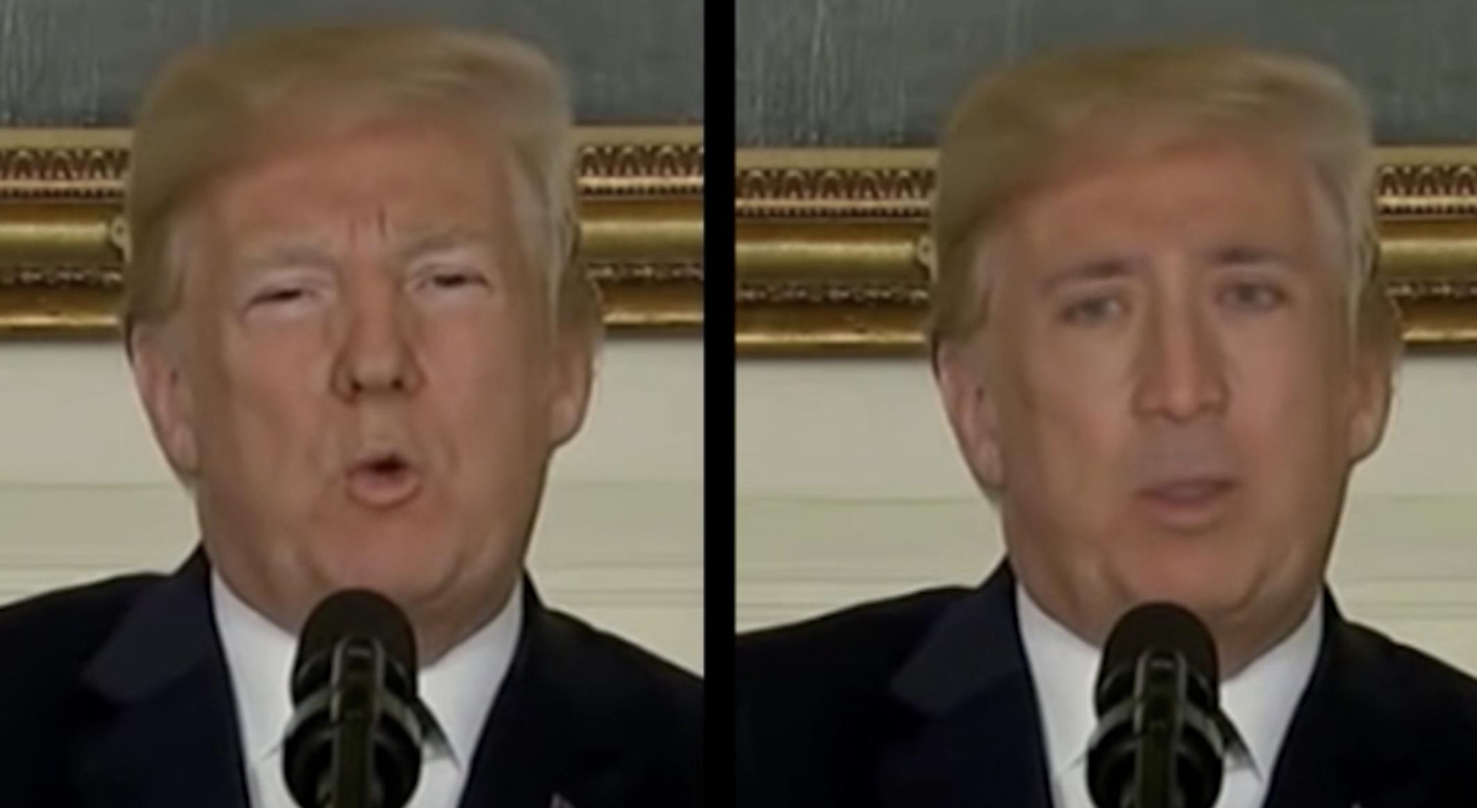 Resultado de imagem para deepfake