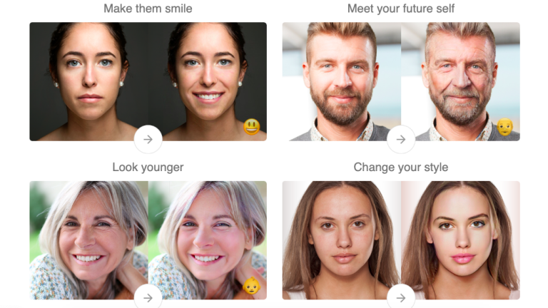 Yes, FaceApp could use your face—but not for face