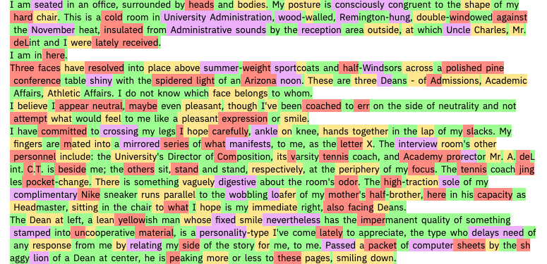 A new tool uses AI to spot text written by AI