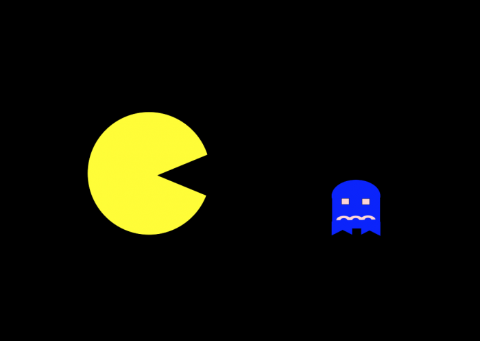 image of original pac-man