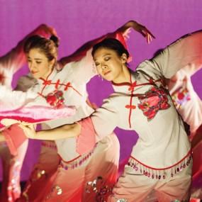 MIT dancers