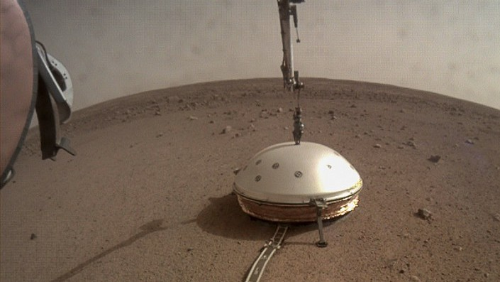 An image of the Seis detector on Insight