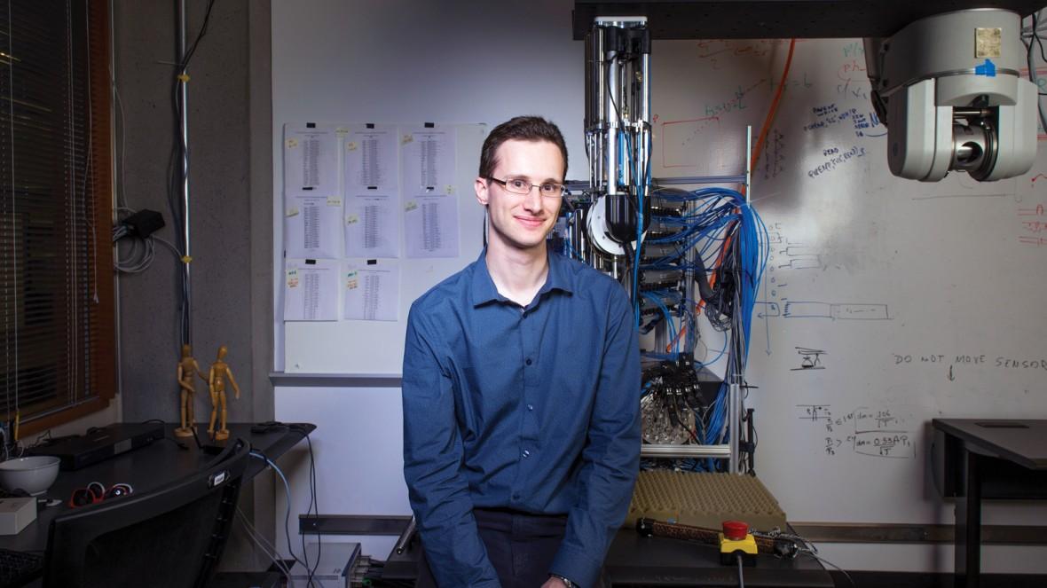 Innovator Under 35: Sergey Levine