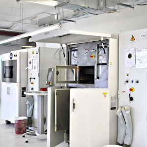 3-d printing hardware