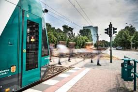Tram in Potsdam