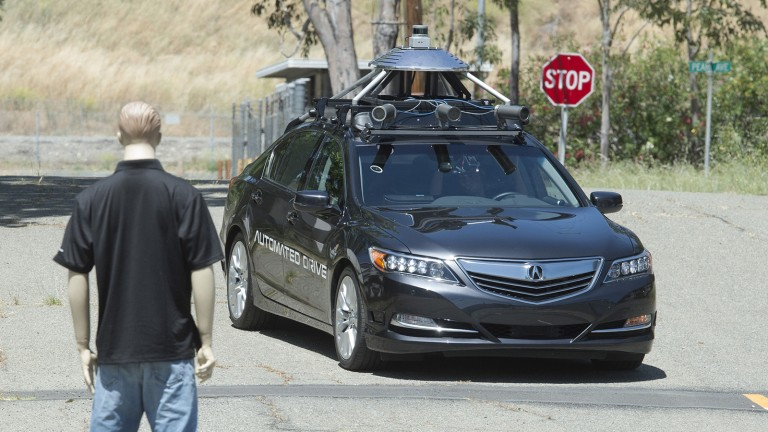 Honda's driverless cars are getting a helping hand from Sensetime.