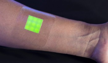 Smart Bandage Signals Infection by Turning Fluorescent - MIT