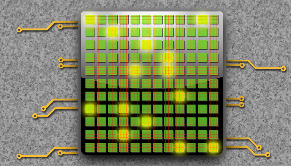 Cleverer management of the local memory banks known as 'caches' could improve computer chips' performance