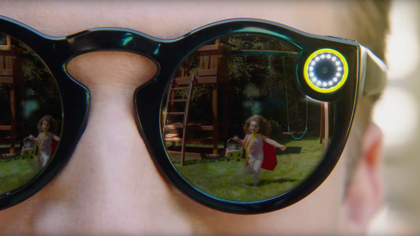 Why Snap's Spectacles Are Going to (Finally) Make Life Logging Cool