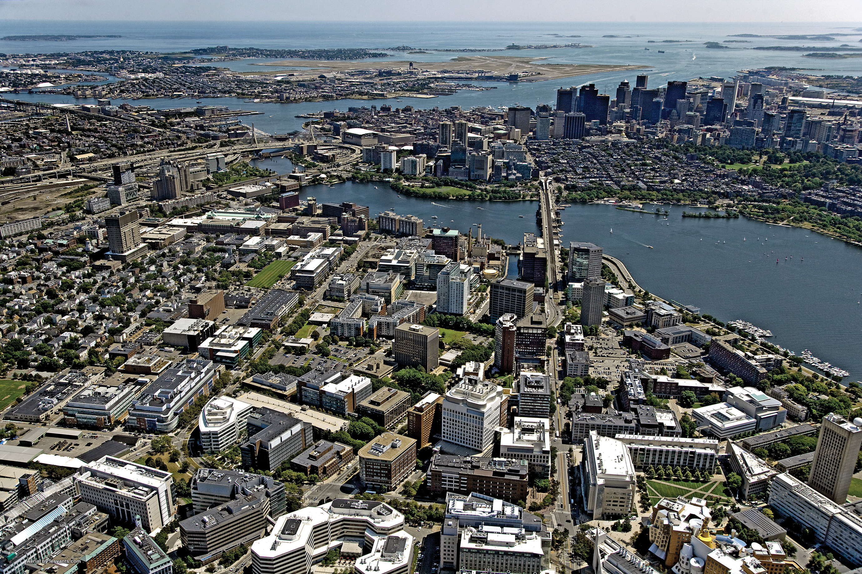 The Past and Future of Kendall Square - MIT Technology Review