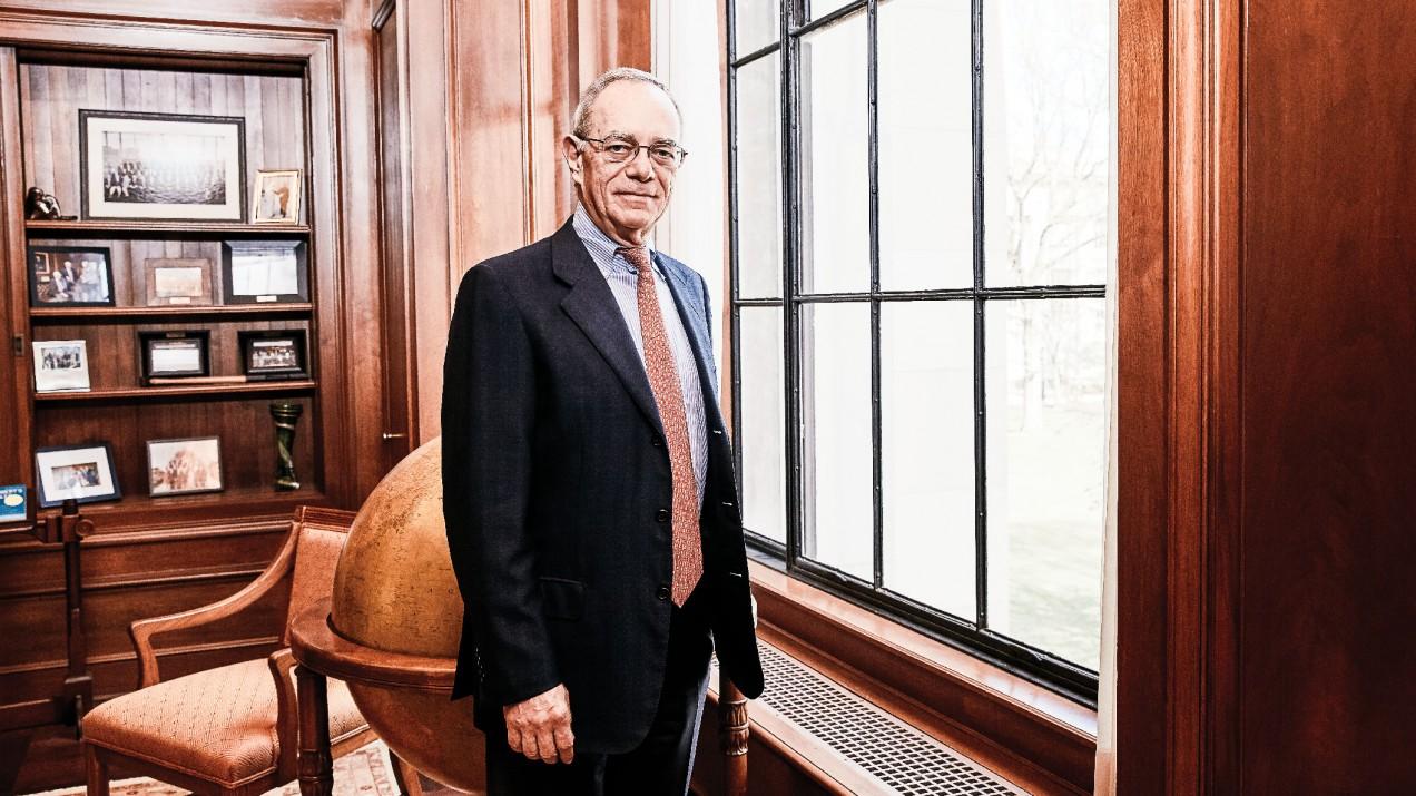 President L. Rafael Reif