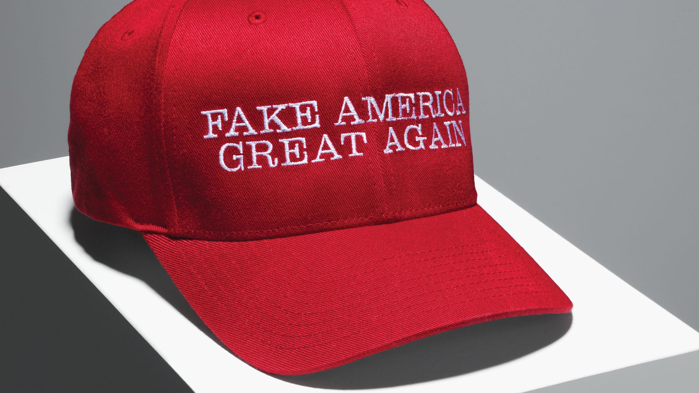 Fake America great again
