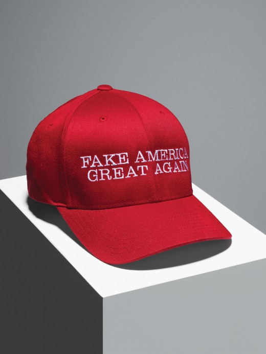 Fake America great again - MIT Technology Review dc357cf1d73a
