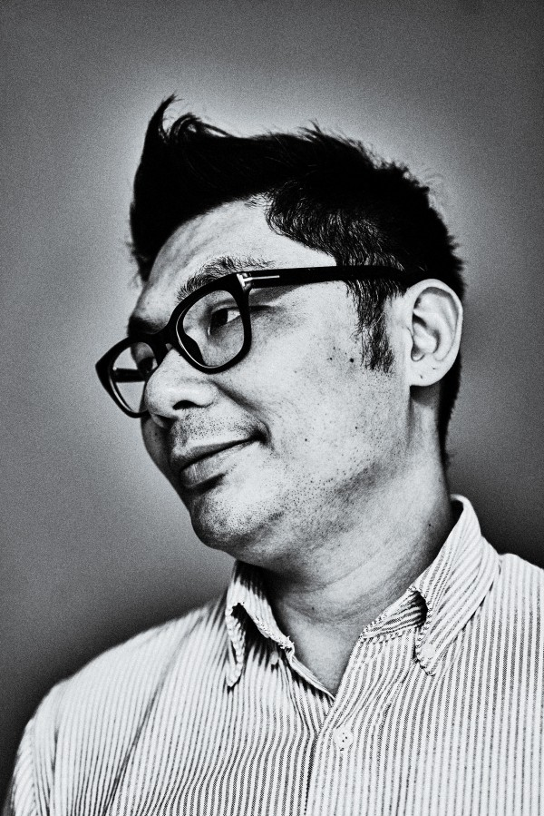 Portrait photograph of Jason Hsu
