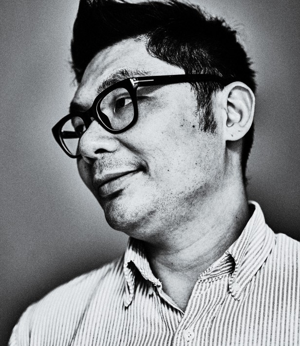 Portrait photograph of Jason Hsu
