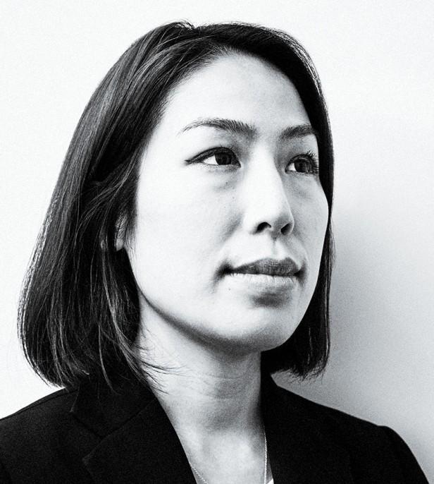 Portrait photograph of Karen Yu