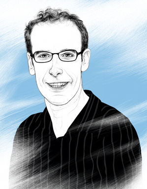 Portrait of David Keith