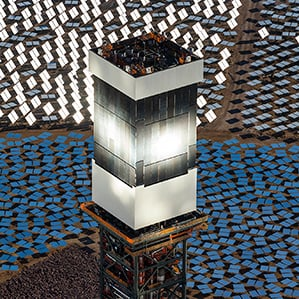 Cheap Solar Power At Night Mit Technology Review