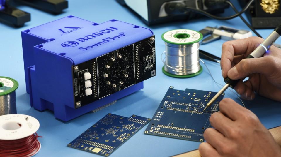 SoundSee, developed by Bosch.