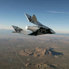 image of SpaceShipTwo