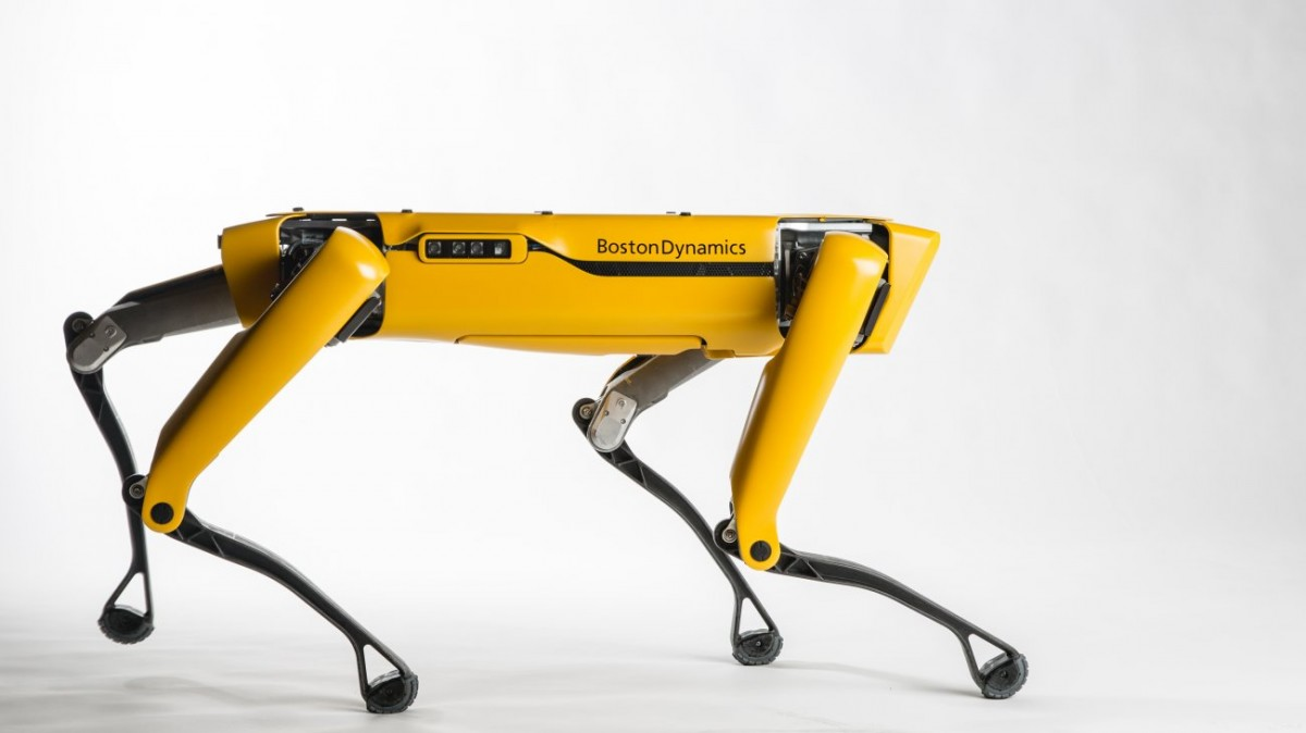 Boston Dynamics' robot dog Spot is going on sale for the first time