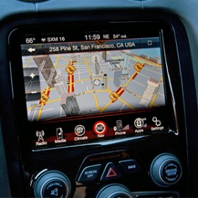 detail car dash
