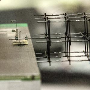 Micro-robots ISR