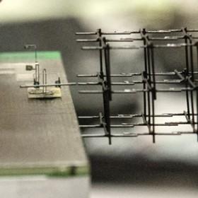 SRI microrobots