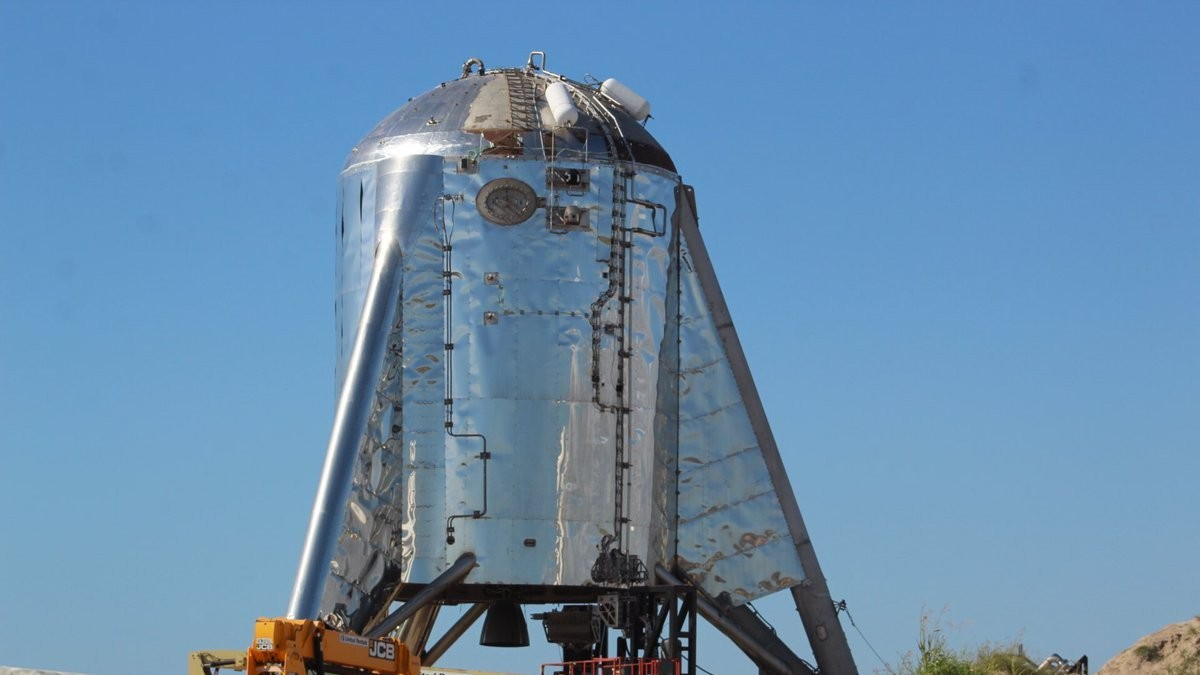 SpaceX's Starhopper rocket pulls off its last—and highest—flight