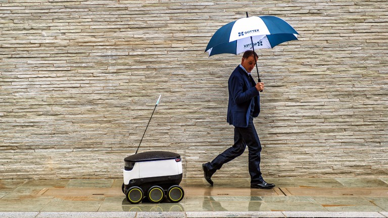Is this robot coming for your job?