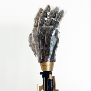 Artificial Skin That Senses, and Stretches, Like the Real