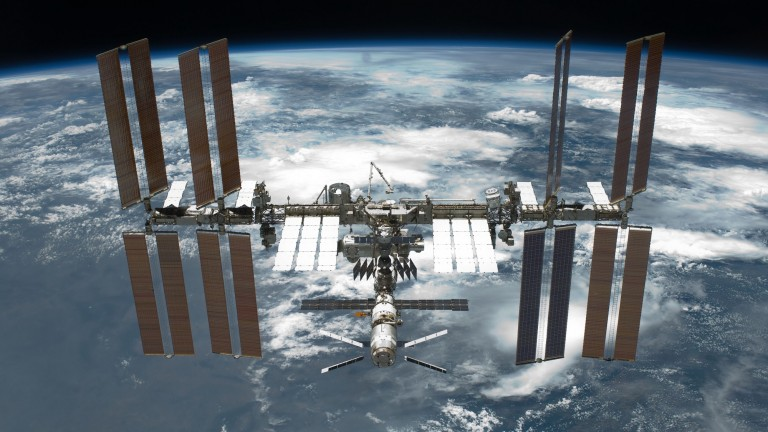 Image of the International Space Station