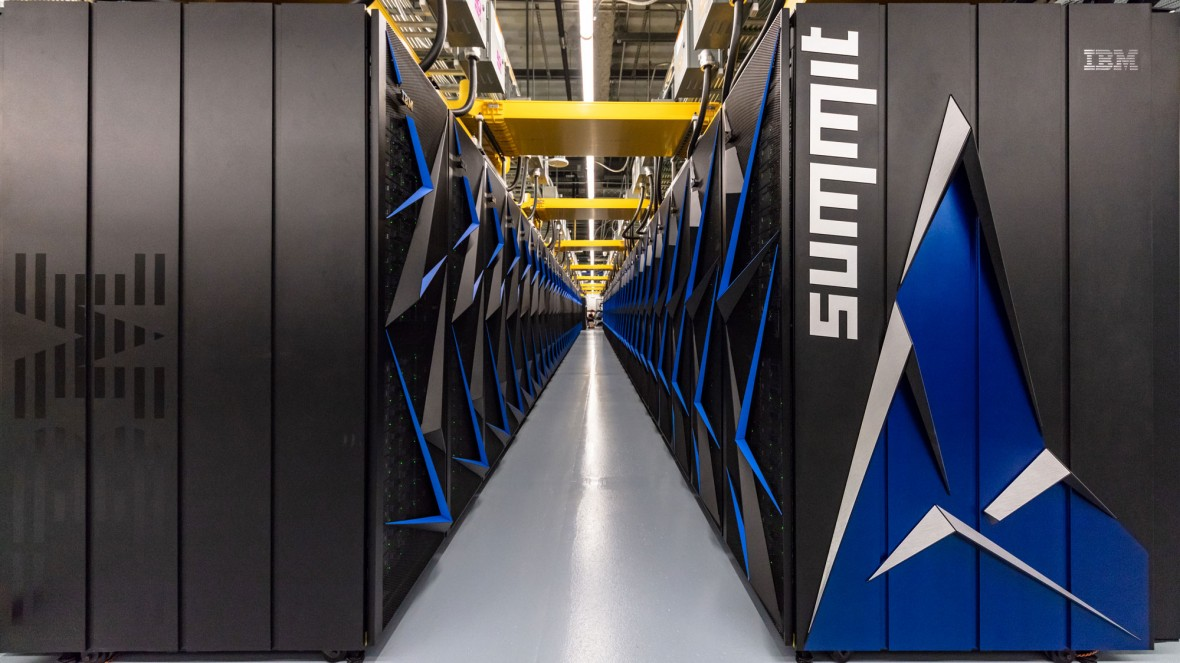 The world's most powerful supercomputer is tailor made for the AI era