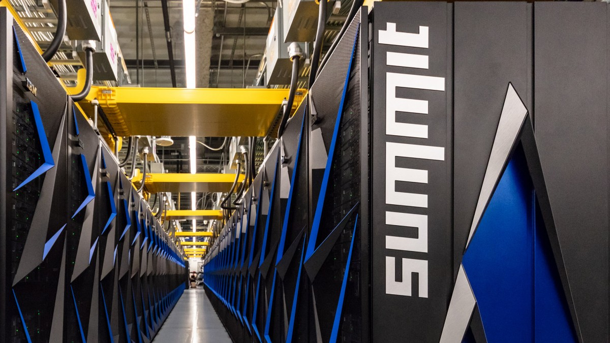 The world's best supercomputers are being updated to run AI software faster