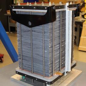 Sun Catalytix device