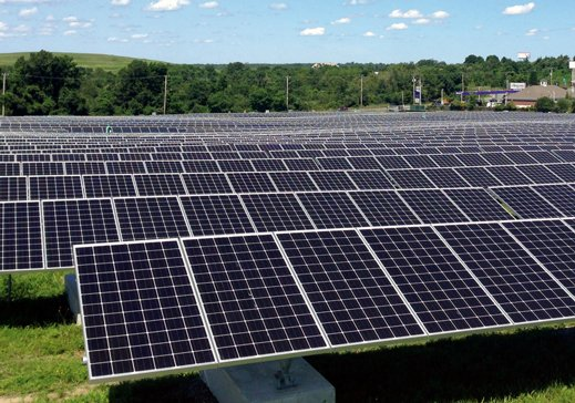 SunEdison transforms Sullivan's Ledge Superfund site into source of clean energy