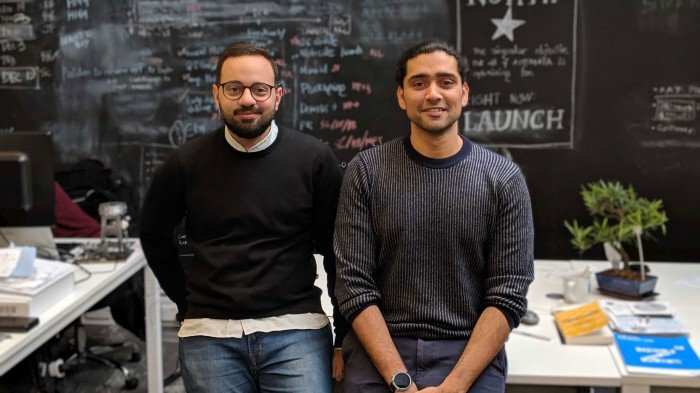 An image of Suryansh Chandra and Mostafa El Sayed