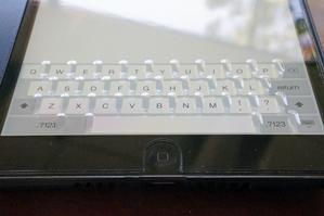 Tactus developed keyboard
