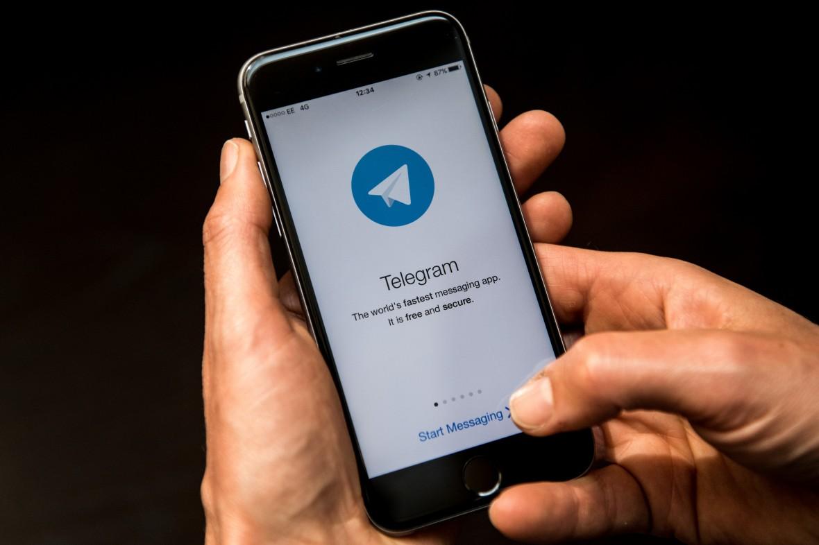 Image result for telegram working