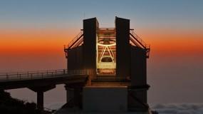 Image of Telescopio Nazionale Galileo.