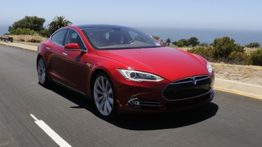 How Tesla Is Driving Electric Car Innovation Mit Technology Review