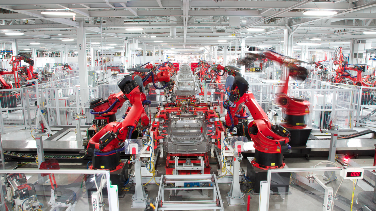 Tesla's Next Factory Will Be In Austin