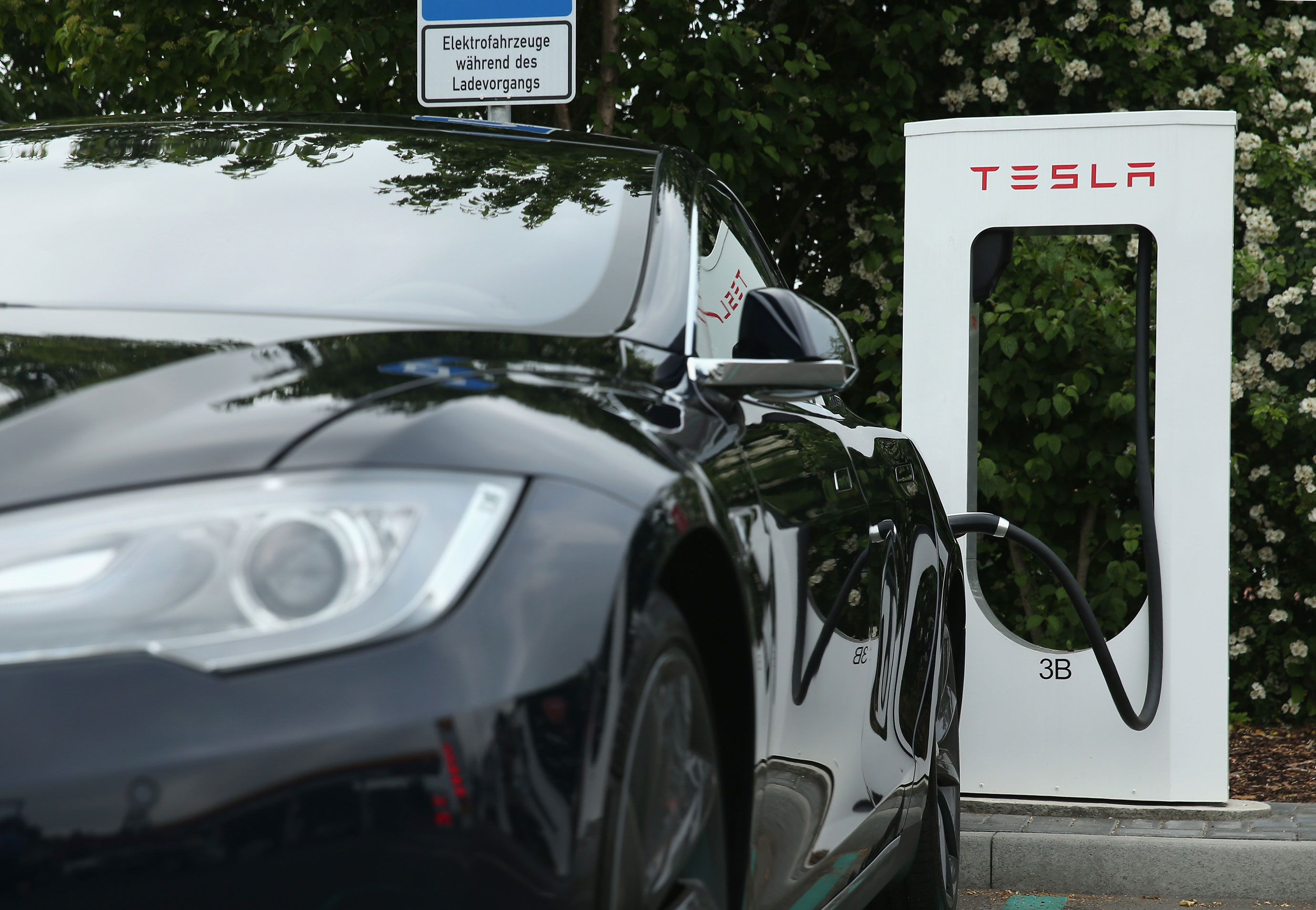 Tesla S Cheaper Model Could Strain Charging Infrastructure Mit