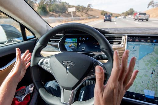 Drivers Push Tesla's Autopilot Beyond Its Abilities