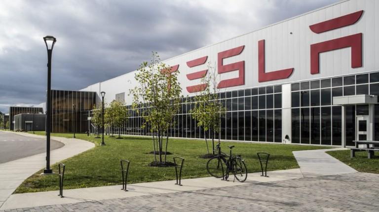 Tesla's Gigafactory 2.