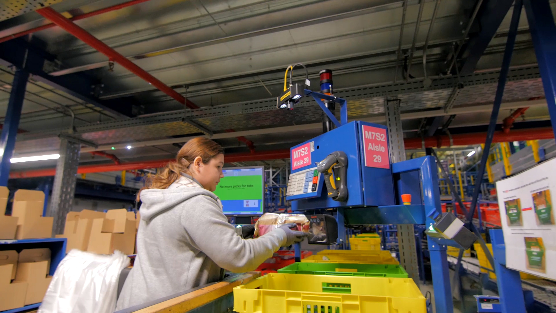 The Robotic Grocery Store of the Future Is Here